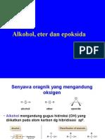 Alkohol Eter Epoksida