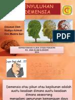 penyuluhan demensia RSJI Klender