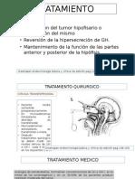 tratamiento acromegalia