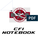 CFI Notebook