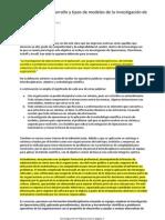 1.1 Definición, Desarrollo y Tipos de Modelos de La Investigación de Operaciones ABIERTO