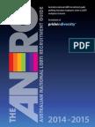 ANRG - the Australian National LGBTI Recruitment Guide
