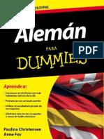 Aleman Para Dummies