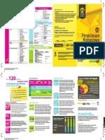 Brosur PMB 2015 Reguler Pararel Dan Vokasi