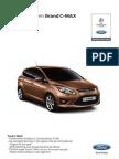 Prijslijst FordC MAX GrandC MAX