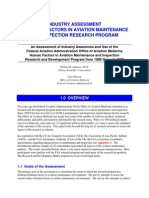 Industry Assessment