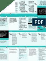 LA Metro - pocket guide korean printers