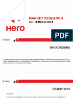 Market Research Result Sep 2014