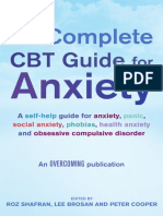 CBT Guide for Anxiety