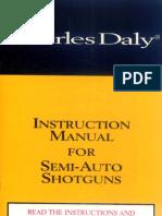 Charlesdaly Semiauto Shotgun