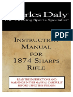Charlesdaly 1874 Sharps