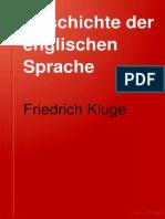 Geschichte Der Englischen Sprache (1904)