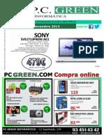 Tarifa PCGreen Nov 2013 Radeon 7870