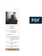 Joan Miró Biografi