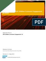 How to Guide - Enhancing SAP Utilities Customer Engagement via BADI