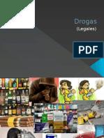 Drogas legalees