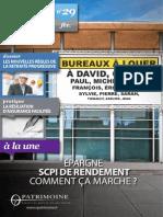 o'Patrimoine Mag n41 Fevrier 2015
