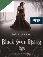 Lee Carrol - Black Swann Rising