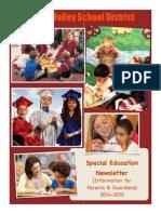 spu 320 parent brochure