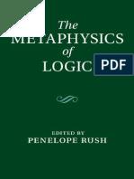 Rush - The Metaphysics of Logic