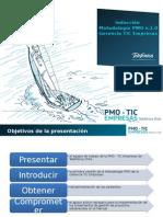 PPT Inducción Implantación PMO TIC