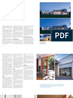 Sanctuary magazine issue 10 - Windows that work - green home feature article