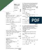 ANS Discrete Probability Distribution TEST1