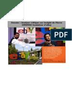 Dossier sur le dirigeant d'EBay Pierre Omidyar