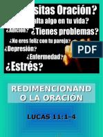 Redimencionando la oración