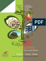 Kaju Summit - e Brochure