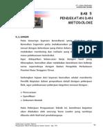 Bab 5 - Metodologi