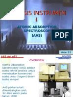 Atomic Absorption Spectroscopy Aas