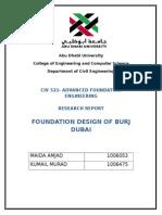 Burj Khalifa Foundation