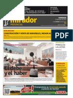 Edición impresa del domingo 25 de enero de 2015