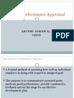 Formal Performance Appraisal