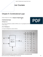 Chapter 5_ Combinational Logic