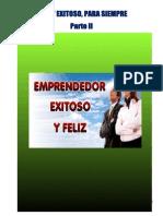 Emprendedor Exitoso y Feliz II