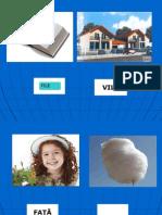 Logopedie diferentiere F-v