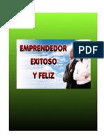 Emprendedor Exitoso y Feliz I
