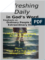 Ordinary People Doing Extraordinary Things March 2015