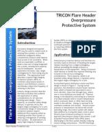 Flare Header Ovepressure Protection HIPS