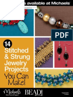14 Stitched and StrungJewelery Projects 12