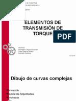 Presentación transmisión de torque