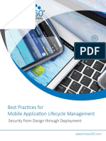 Best Practices for Mobile Application Lifecycle Management Security From Design Through Deployment PDF 9 w 1043