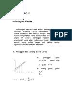 Matematika Ekonomi - Pertemuan 3