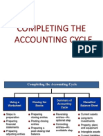 AC11 Completing the Accounting Cycle