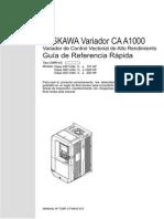 Guía Rapida A1000