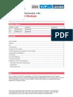 D3.6b Salford Pilot Module Evaluation (Final - V1.2)