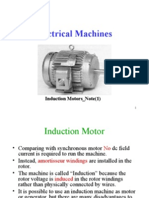 Induction Motor General Principle | Electromagnetism