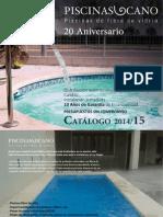 Catalogo Piscinas Cano